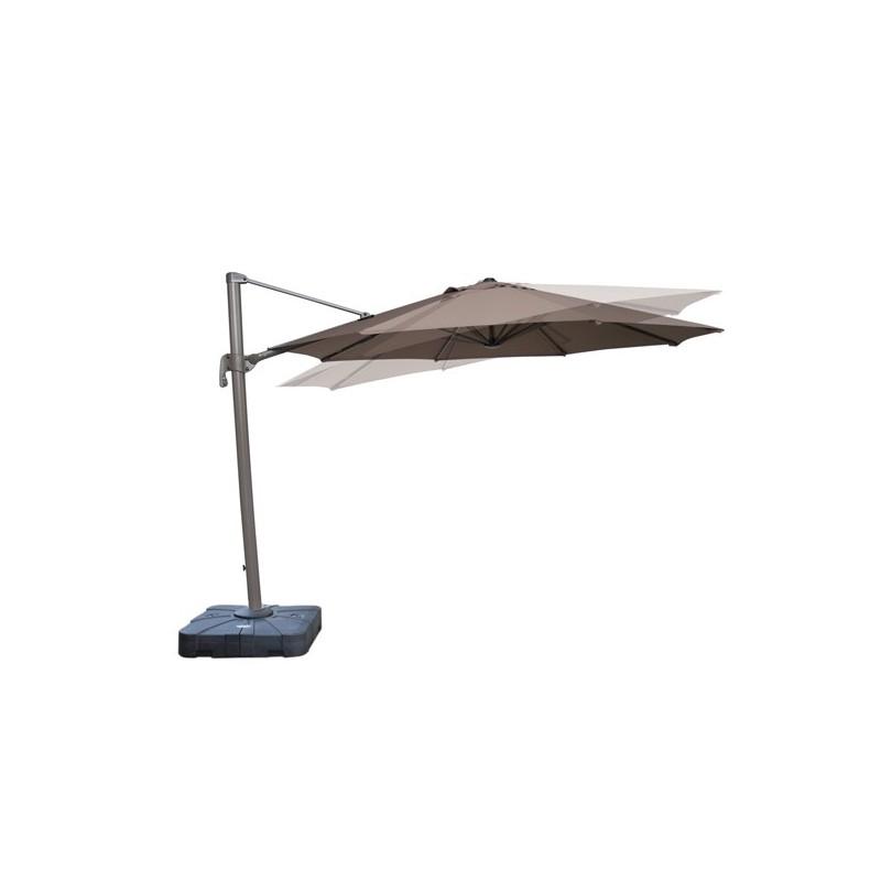 Venta online de parasoles outlet en parasoles tienda - Parasoles para jardin ...