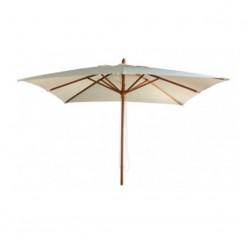 Parasol cuadrado para jardín Georgia