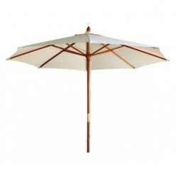 Parasol de jardín redondo Georgia