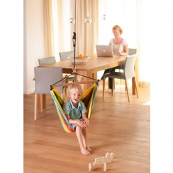 Hamaca silla para niños de rayas Iri