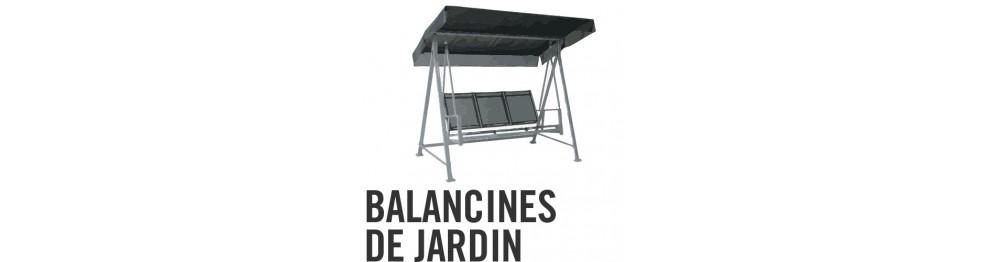 Balancin de jardin y columpios para jardin y terraza for Balancines de jardin