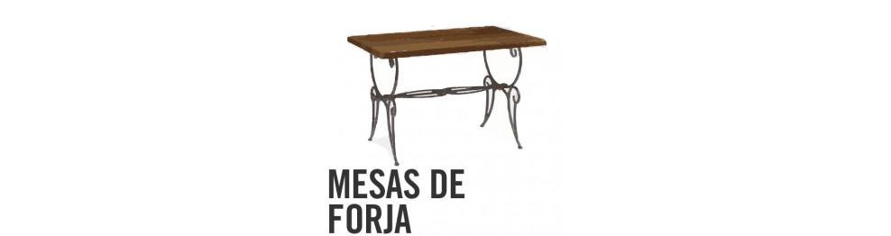 Mesas de Forja