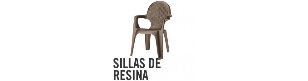 Sillas y sillones de Resina