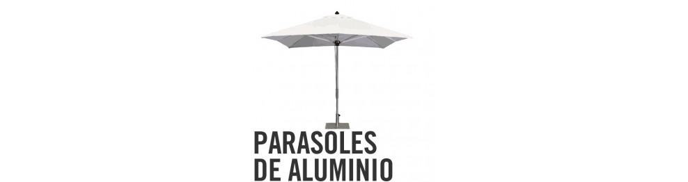 Parasoles de aluminio