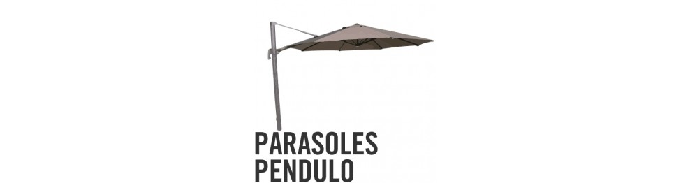 Parasoles de péndulo
