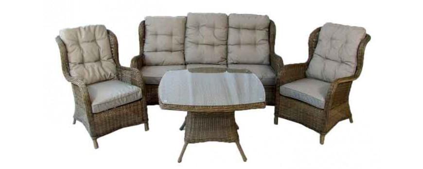 Muebles de jardín clasicos - Blog Tienda EDEN de muebles de jardín