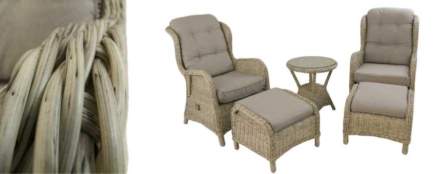 Sala llega el blanco a los muebles de jardin - Blog Tienda EDEN de ...