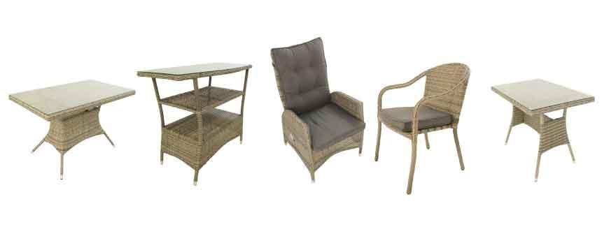 La coleccion de muebles de jardin Are crece - Blog Tienda EDEN de ...