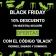 5 consejos para comprar en Black Friday